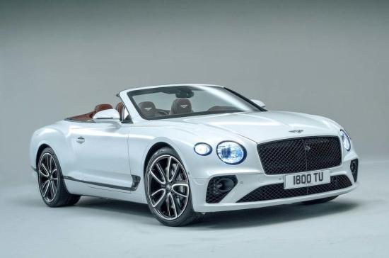 Image of Bentley Continental GTC