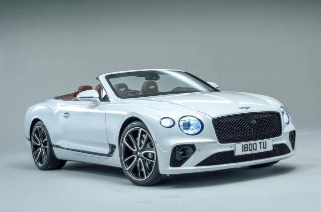 Image of Bentley Continental GTC