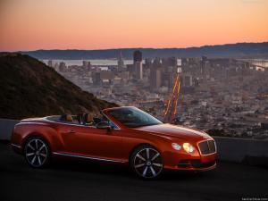 Photo of Bentley Continental GT Speed Convertible Mk II