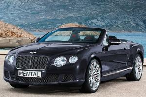 Picture of Bentley Continental GT Speed Convertible
