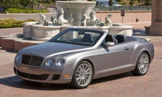 Image of Bentley Continental GT Speed Convertible