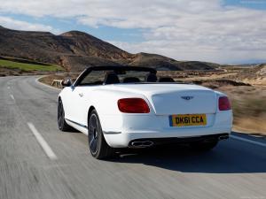 Photo of Bentley Continental GT V8 Convertible Mk II