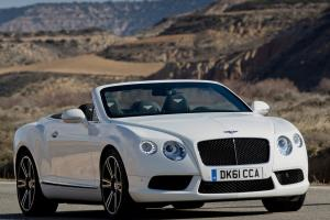 Picture of Bentley Continental GT V8 Convertible