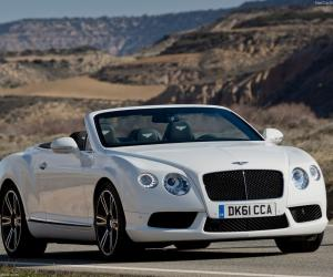 Picture of Continental GT V8 Convertible