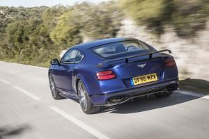 Photo of Bentley Continental Supersports Mk II