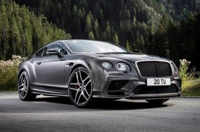 Image of Bentley Continental Supersports