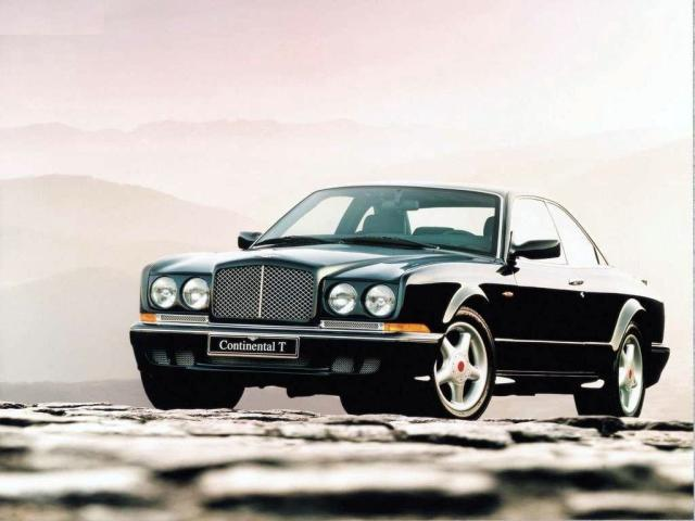 Image of Bentley Continental T