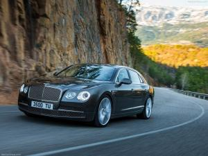 Photo of Bentley Flying Spur Mk II