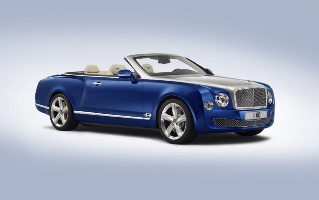 Image of Bentley Grand Convertible