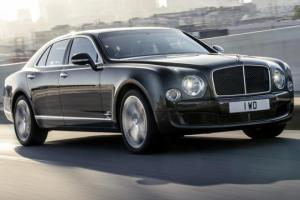 Picture of Bentley Mulsanne Speed