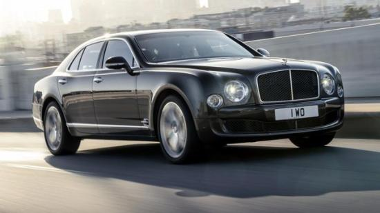 Image of Bentley Mulsanne Speed