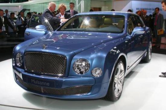 Image of Bentley Mulsanne