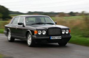 Photo of Bentley Turbo RT