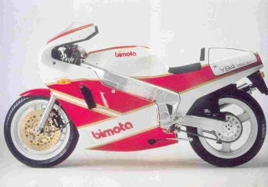 Image of Bimota YB 4 750 EI