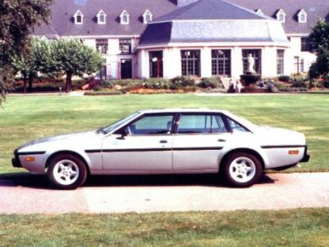 Image of Bitter SC sedan