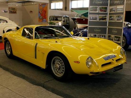 Image of Bizzarrini 5300 GT America