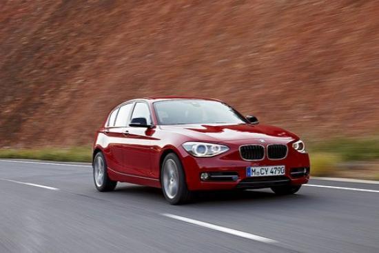 Image of BMW 120d