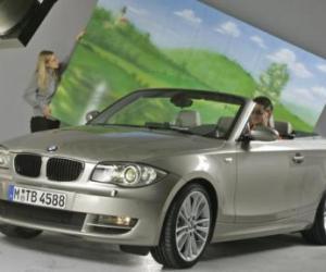 Picture of BMW 125i Cabrio