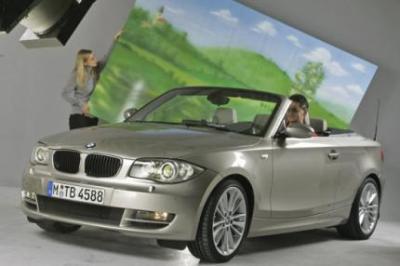 Image of BMW 125i Cabrio