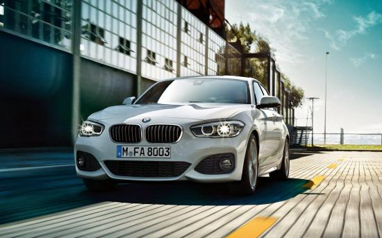 Image of BMW 125i
