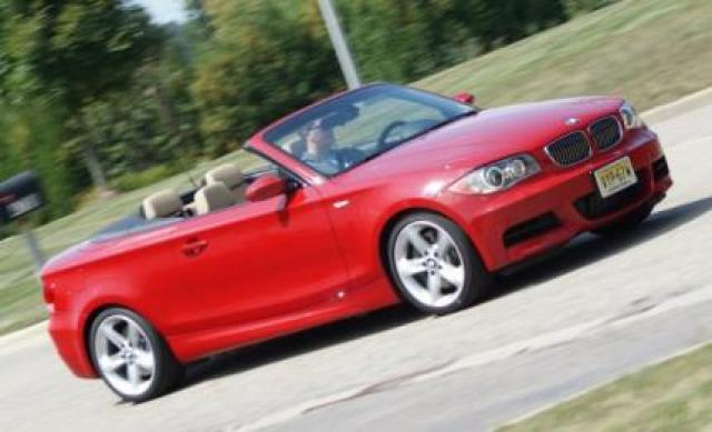 Image of BMW 135i Cabrio