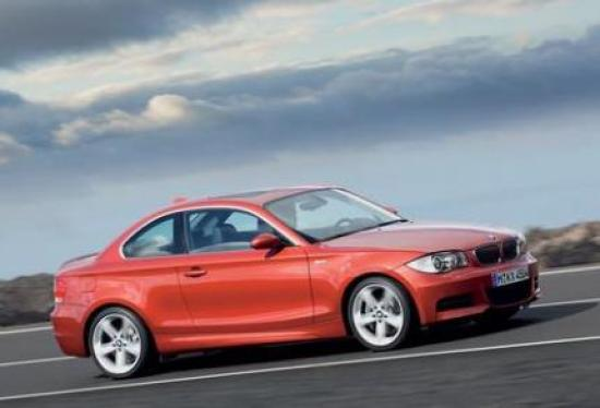 Image of BMW 135i Coupe