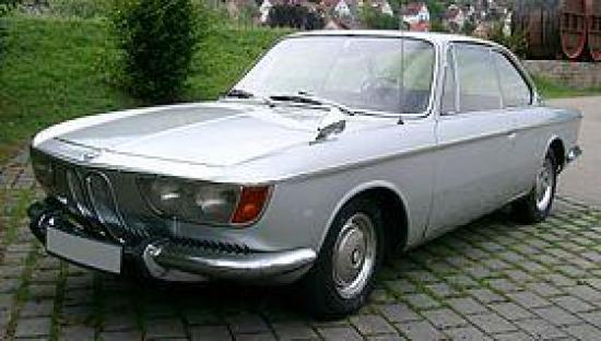 Image of BMW 2000 CS