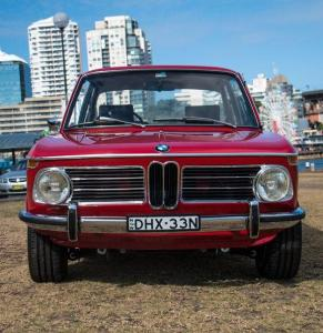 Photo of BMW 2002 02 serie