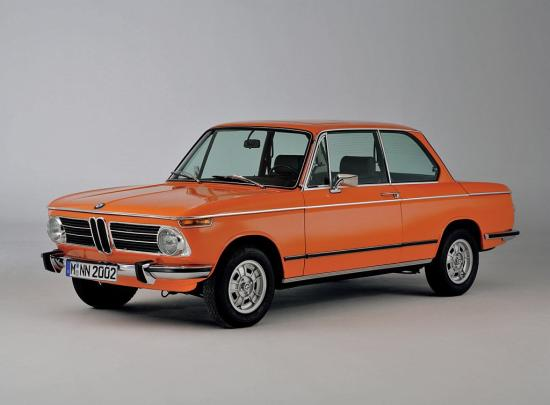 Image of BMW 2002 tii