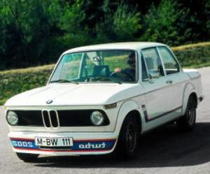 Photo of BMW 2002 turbo