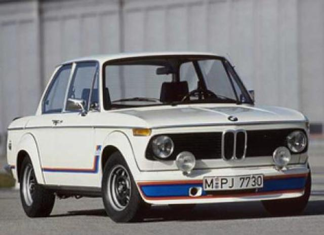 Image of BMW 2002 turbo