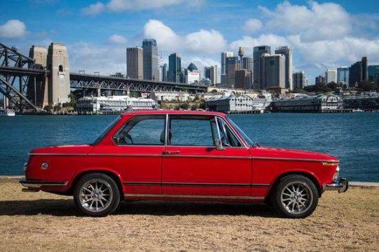 Image of BMW 2002