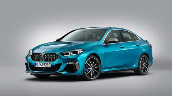 Image of BMW 218i Gran Coupe