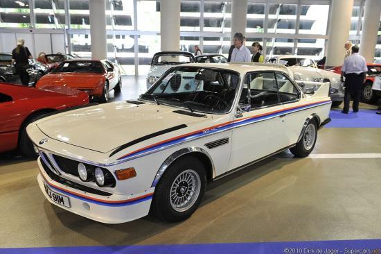 Image of BMW 3.0 CSL