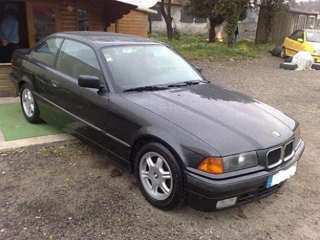 BMW 318 is Coupe (E36) specs