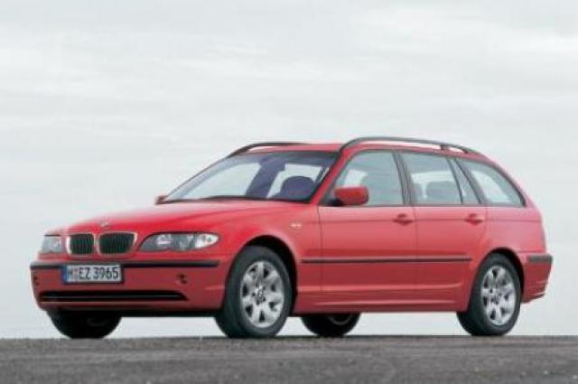 Image of BMW 318d Touring