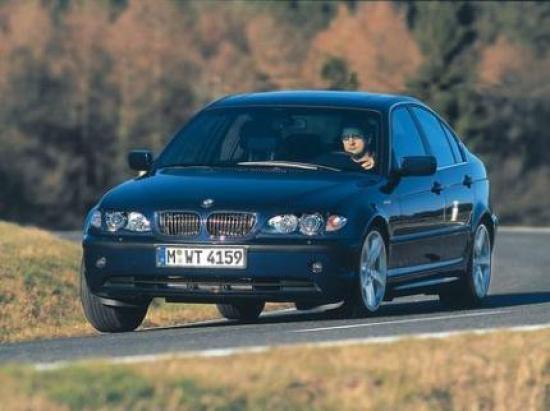 Image of BMW 320d