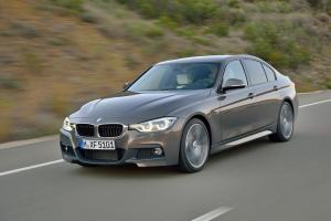 Picture of BMW 320d (F30 facelift 190 PS)