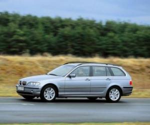Picture of BMW 320d Touring