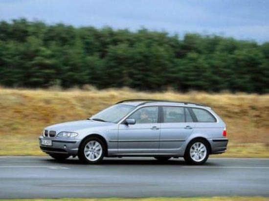 Image of BMW 320d Touring