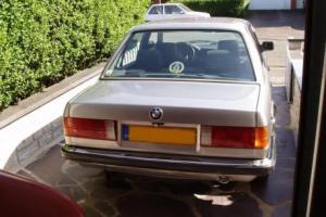 Picture of BMW 324 td E30