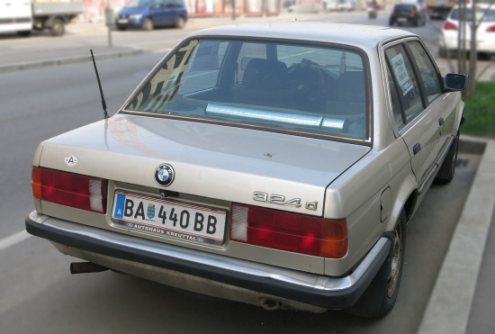 Image of BMW 324d