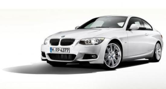 Image of BMW 325d Coupe M Sport