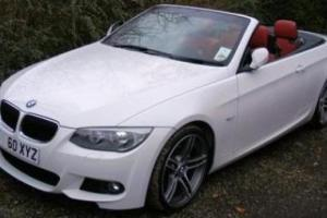 Picture of BMW 325i Cabrio (E93)