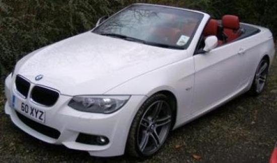 Image of BMW 325i Cabrio