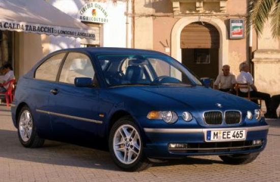 Image of BMW 325ti Compact