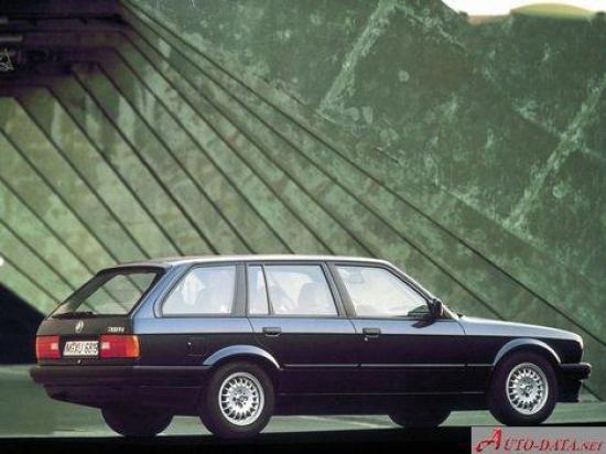 Image of BMW 325Xi Touring