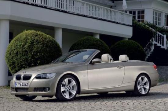 Image of BMW 330d Cabrio