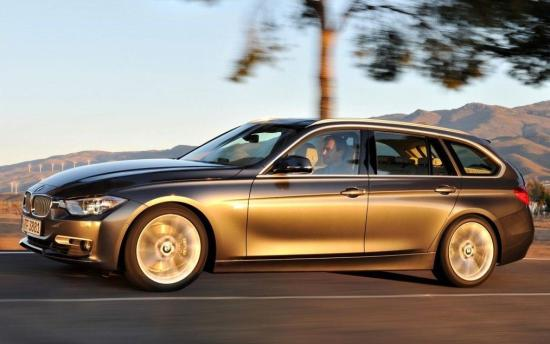 Image of BMW 330d Touring