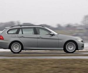 Picture of BMW 330xd Touring
